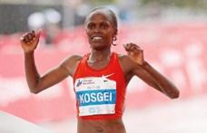 Brigid Kosgei megdöntötte a női maratonfutás világrekordját