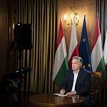 Orbán Varsóban: nagy esélyünk van a győzelemre