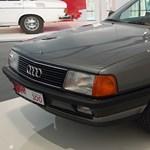 Az Audi kihozta a múzeumból 31 éves legelső hibridjét