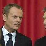 Orbán kontra Tusk