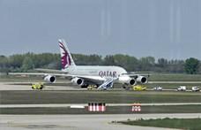 Rosszul lett egy utas a Quatar Airways járatán, a gép Budapesten hajtott végre kényszerleszállást