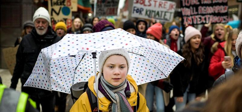 Greta Thunberg apja aggódik a lányáért