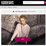 Pénzügyi gondok vagy informatikai fejlesztések áldozata a Fashion Days?