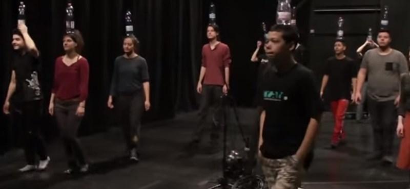 """""""Már nem vagyok olyan rossz"""" - videó a szociális cirkuszról"""