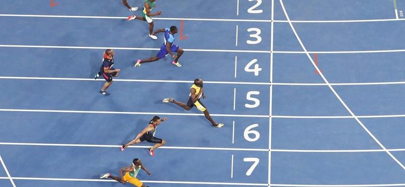 Elképesztő infografika mutatja meg Usain Bolt titkát