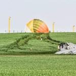 Majdnem 10 milliárdból pótolják az összetört magyar vadászgépet