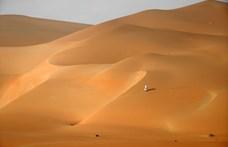 Chile nagy része sivataggá válhat pár évtizeden belül