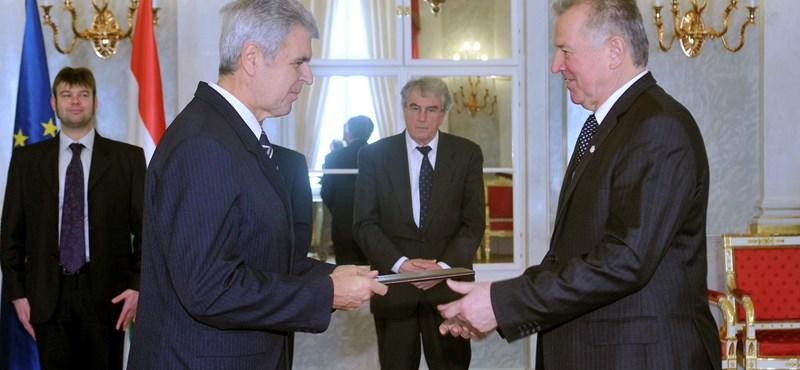 Most már végleges: Rostoványi Zsolt a Corvinus új rektora
