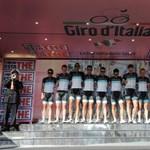 Giro d'Italia: Weylandt csapata befejezte a versenyt