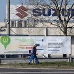 A Magyar Suzukinál is oltópontot alakítottak ki a dolgozóknak