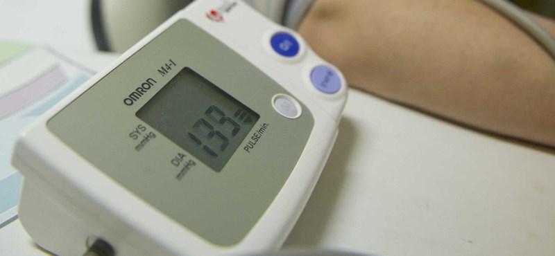 Életeket menthet meg egy szenzációs felfedezés: a magas vérnyomás 120-nál kezdődik