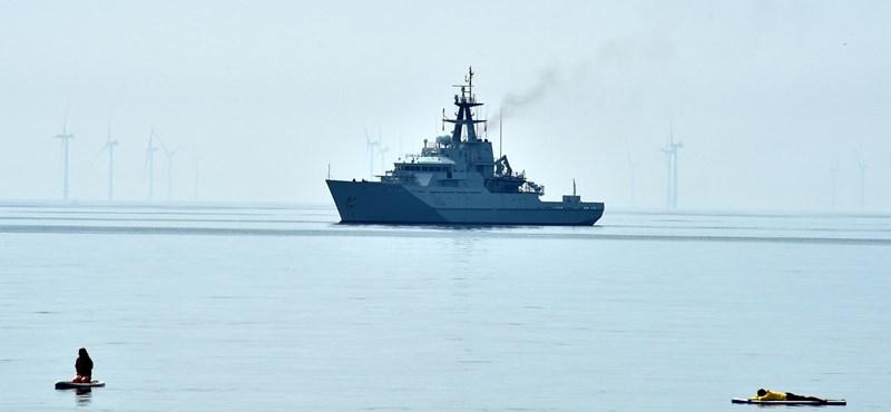 Éleződik a brit-francia vita, haditengerészeti járőrhajók érkeztek Jersey-hez