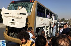 Bomba robbant Egyiptomban, 17 ember megsérült