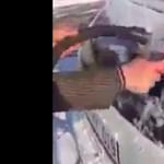 Íme egy tuti (de veszélyes) módszer az autó jégtelenítésére – videó