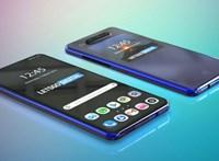 Ezt nézze: jön a telefon, amelyiknek a hátlapján is van képernyő?