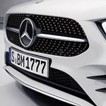 Itt a limitált szériás Mercedes A-osztály szedán