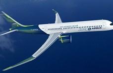 2035-ben már utasokat szállíthatnak az Airbus új, elektromos repülőgépei