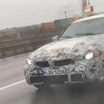 Lebukott a teljesen új 3-as BMW, autópályán videózták le a 2019-es típust