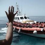 Frontex: Ötéves mélyponton az illegális bevándorlók száma