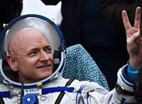 Megvizsgálták a rekorder amerikai űrhajós vérét, érdekes eredményre jutottak