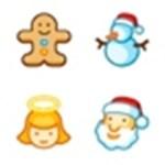 Karácsonyi ikonok és clipartok