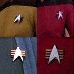A Google megcsinálta a Star Trek kommunikátor kitűzőjét, de végül elvetették