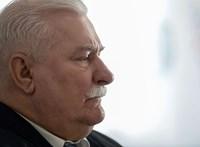 Ez kész: Lech Walesa a legnagyobb stílusdiktátor