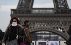 Erősebbnek tűnik a koronavírus-járvány második hulláma Franciaországban