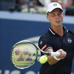 Kikapott a negyeddöntőben, búcsúzik Bécstől Fucsovics Márton
