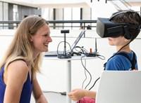 Kiderült, hogy máshogy viselkednek a gyerekek a virtuális valóságban