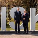 A kampányhajrában kezdett országjárásba Orbán