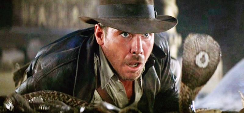Harrison Forddal jön az Indiana Jones ötödik része