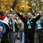 Tucatnyian négy ellen: brutális verekedés Zalaegerszegen