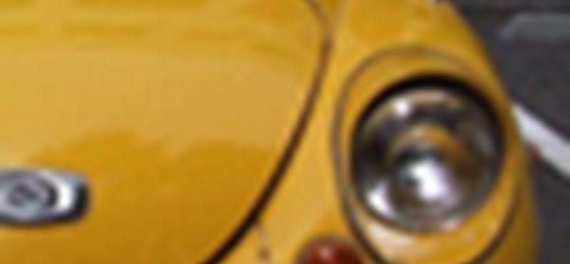 Photoshop: fessük át egyszerűen az autónkat!