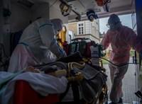 Koronavírus: meghalt 189 beteg és 6212 új fertőzöttet találtak
