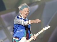 Keith Richards: A heroinról könnyebb leszokni, mint a cigarettáról
