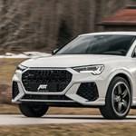 440 lóerős lett a Győrben gyártott kompakt Audi divatterepjáró