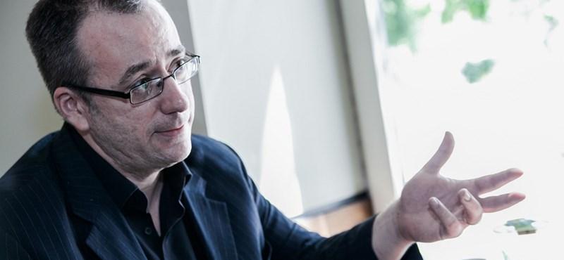 """A Petőfi TV """"úttörésben van és épül"""" - interjú Horváth Gergellyel"""