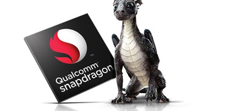Megérkeztek a 64 bites Snapdragon processzorok