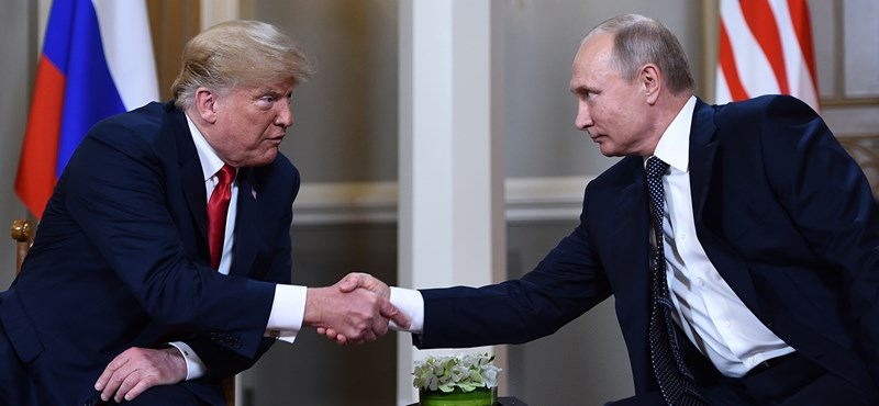 Trump máris az ellenkezőjét mondja, mint akkor, amikor Putyin mellett állt