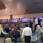 Reptéri monitorokon keresztül üzentek hackerek Iránban