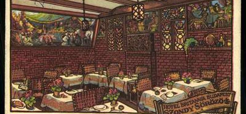 Amikor még 15 forint volt az étlap legdrágább tétele