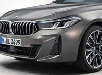 Teljesen lágyhibrid lett a megújult BMW 6 GT