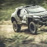 Mr. Dakart is meghökkentette a Peugeot terepralis fenevadja