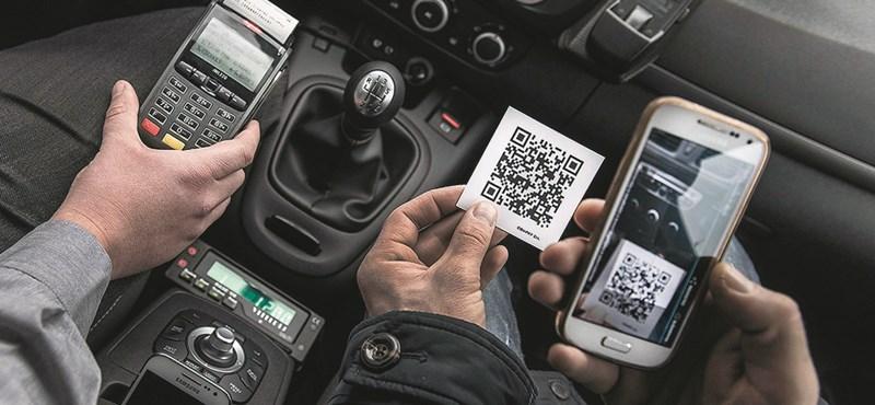 Van már taxi nálunk is, amelyben fizethetünk digipénzzel