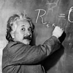 Száz év után kiderült: nem igaz, hogy Einstein megbukott matekból