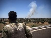 Megszólalt a Líbiában megsérült magyar fotós: két méterre csapódott be mellé a rakéta