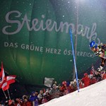 Ausztria zöld szíve fehérbe öltözött - Nagyítás fotógaléria