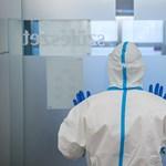 Újabb 87 beteg halt meg a koronavírus miatt