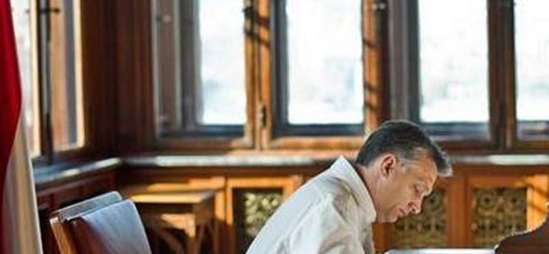 """""""Olcsó politikai lökdösődés"""": megszólalt Orbán az emlékmű-vitában"""